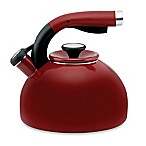 Circulon® Morning Bird 2-Quart Tea Kettle in Rhubarb Red