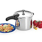 National Presto 6-Quart Stainless Steel Stovetop Pressure Cooker