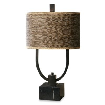 Great Uttermost Stabina Metal Table Lamp