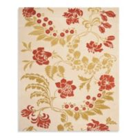 Safavieh Capri 8-Foot x 10-Foot Rug in Beige