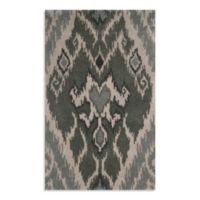 Safavieh Capri 4-Foot x 6-Foot Rug in Grey/Green