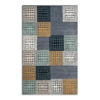 Safavieh Wyndham Gia 5-Foot x 8-Foot Hand-Tufted Wool Accent Rug in Grey/Multi
