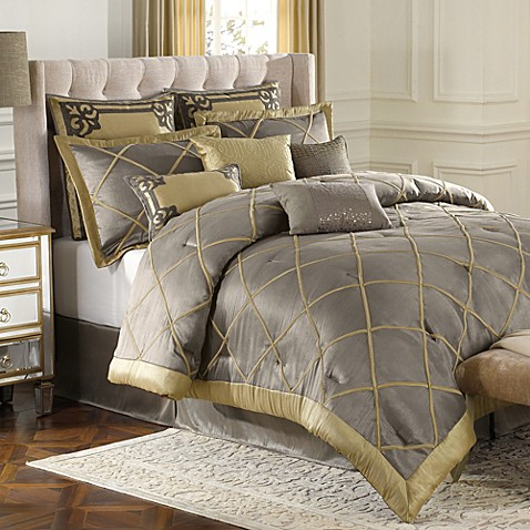 Bombay Garrison 4 Piece Comforter Set Bed Bath Amp Beyond