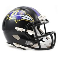 Riddell® NFL Baltimore Ravens Speed Mini Helmet