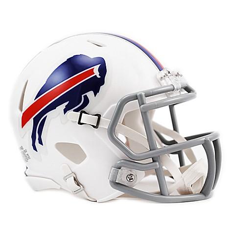 Riddell 174 Nfl Buffalo Bills Speed Mini Helmet Bed Bath