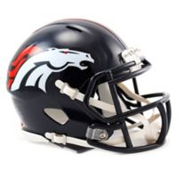 Riddell® NFL Denver Brocnos Speed Mini Helmet