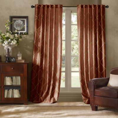 Buy Cinnamon Curtain Panels from Bed Bath & Beyond
