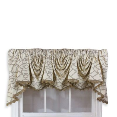 Buy Swags Valances from Bed Bath & Beyond