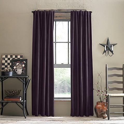 Croscill Ocala Rod Pocket Back Tab Room Darkening Window Curtain Panel Bed Bath Beyond