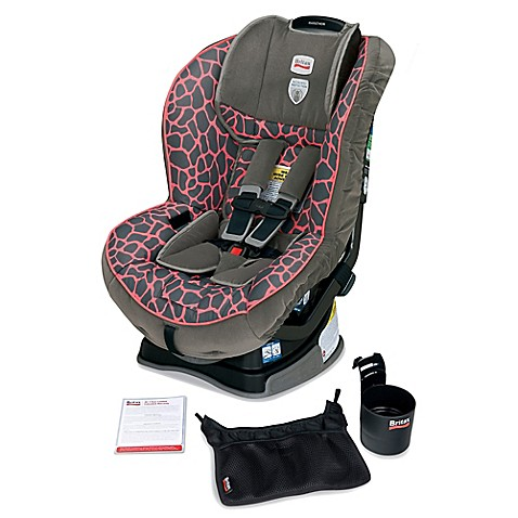 BRITAX Marathon™ XE (G4) Convertible Car Seat in Pink Giraffe ...