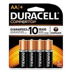 product image for Duracell AA Battery (4 Pack)
