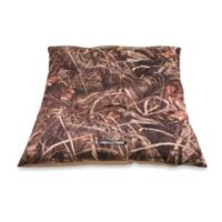 Realtree® Max4 44-Inch x 35-Inch Camo Tufted Pet Bed