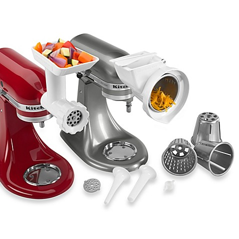 Bed Bath Beyond Kitchenaid Attachment Pack