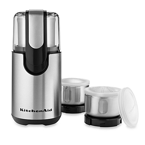 Kitchenaid Blade Coffee Grinder And E Pack Bed Bath Beyond