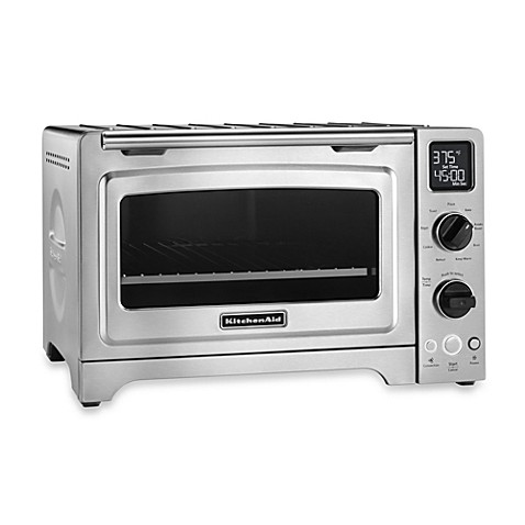 Kitchenaid 174 12 Inch Digital Convection Oven Bed Bath