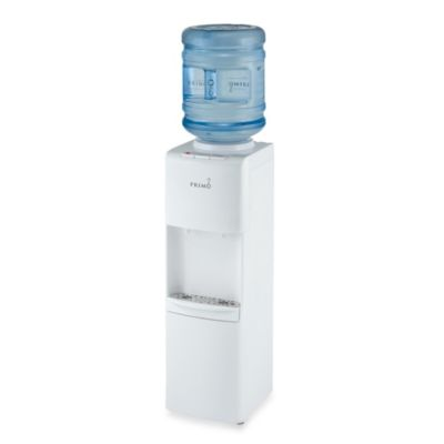 how to clean primo water dispenser