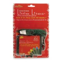 Brite Star Battery Operated 20-Count LED Micro Mini Lights in Multicolor