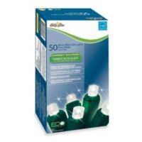 Brite Star 50-Count Micro Mini Lights in White