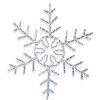 Buy LumaBase® 40ct Snowflake Battery-Operated LED Mini