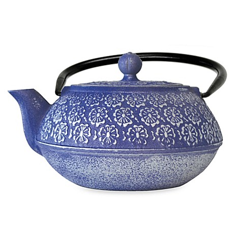 Bed Bath And Beyond Cast Iton Teapot