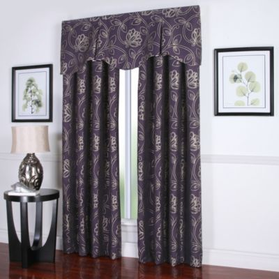 Buy Plum Panel Curtains From Bed Bath Amp Beyond