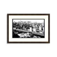 New York Skyline 1 Framed Art