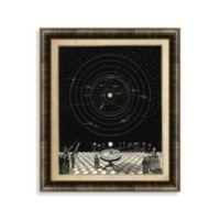Solar System 1 Framed Art