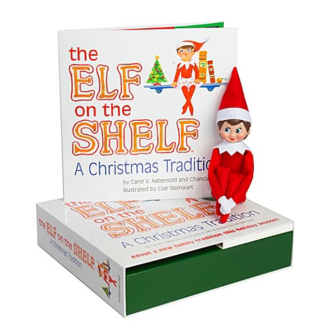 The Elf On The Shelf Bed Bath And Beyond