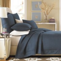 Real Simple® Dune European Pillow Sham in Ink