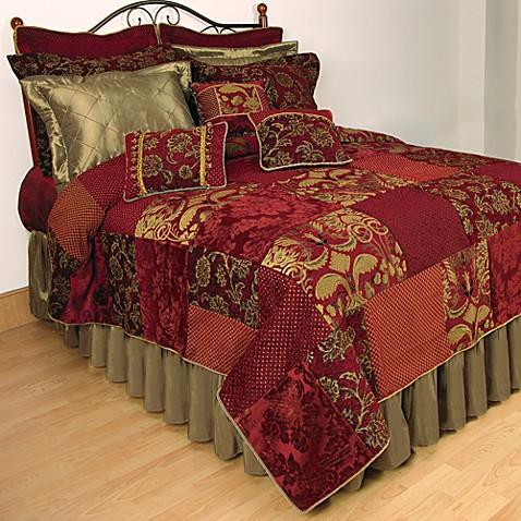 Renaissance Patchwork Quilt Bed Bath Amp Beyond