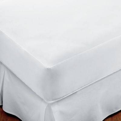 Sleep Safe Premium Full Xl Mattress Protector In White