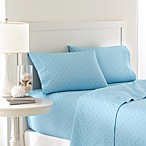 Southern Tide® Skipjack 200 Thread Count Queen Sheet Set in Blue Topaz