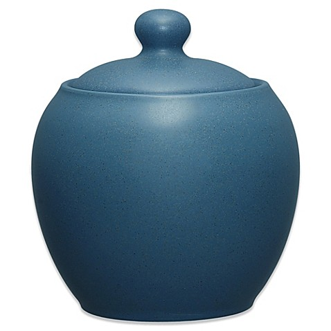 image of Noritake® Colorwave Covered Sugar Bowl in Blue