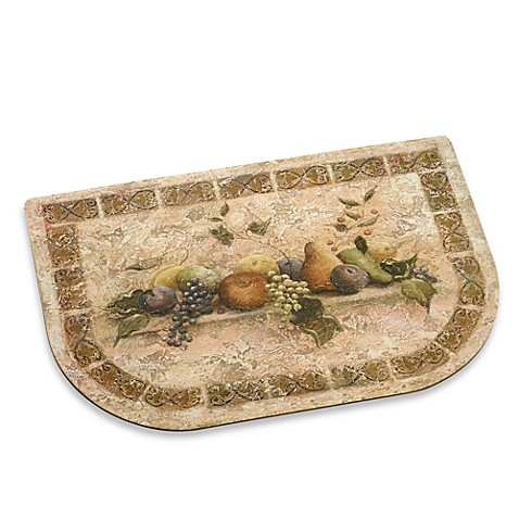Tuscan palette 22 inch x 34 inch cushioned floor mat bed for Palette 34