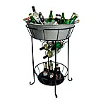 Artland® Oasis Galvanized Steel Party Station