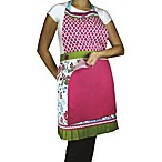 Mü Kitchen Lattice Printed Apron