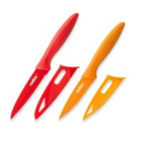 Zyliss® 2-Piece Coated Knife Set