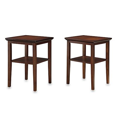 Marvelous Maison End Tables (Set Of 2)