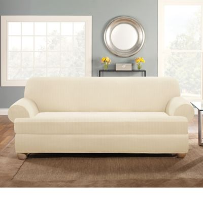 Buy White Slipcover from Bed Bath Beyond
