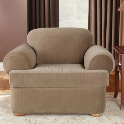 Buy Slipcovers t Cushion from Bed Bath & Beyond
