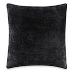 Sure Fit® Stretch Plush 18-Inch Pillow in Black
