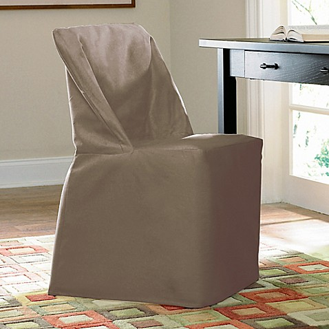 Sure Fit 174 Duck Supreme Cotton Folding Chair Slipcover