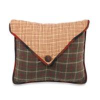 Donna Sharp Campfire Square Envelope Throw Pillow