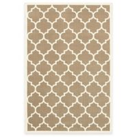 Mohawk Home Living Melina 2-Foot 6-Inch x 3-Foot 10-Inch Rug in Taupe