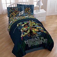 Teenage Mutant Ninja Turtles Dark Ninja Bedding and Accessories