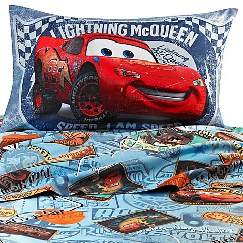Cars Bed Sheets