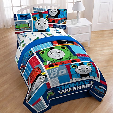 Thomas the Train Printed Character Bedding and Accessories. Thomas the Train Printed Character Bedding and Accessories   Bed