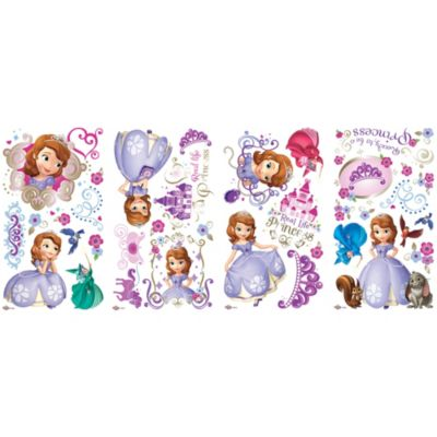 Disney  Sofia the First Bedding and Accessories   RoomMates  Disney  Sofia  the First. Disney  Sofia the First from Buy Buy Baby