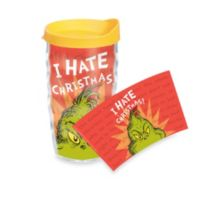 Tervis® Dr. Seuss Bad Grinch 10-Ounce Wavy Wrap Tumbler with Lid