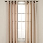 Regal Home Collections Avery Grommet Window Curtain Panel